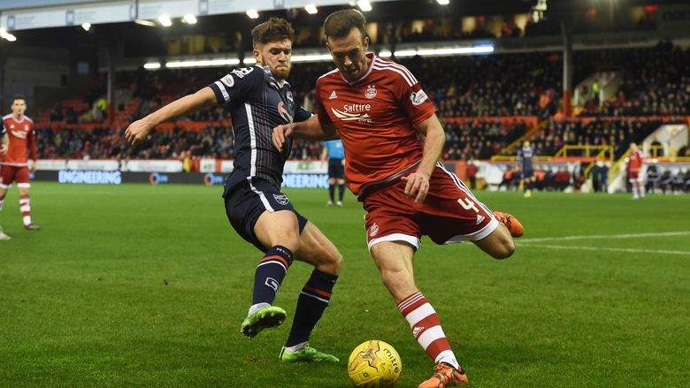 Aberdeen 3 Ross County 1