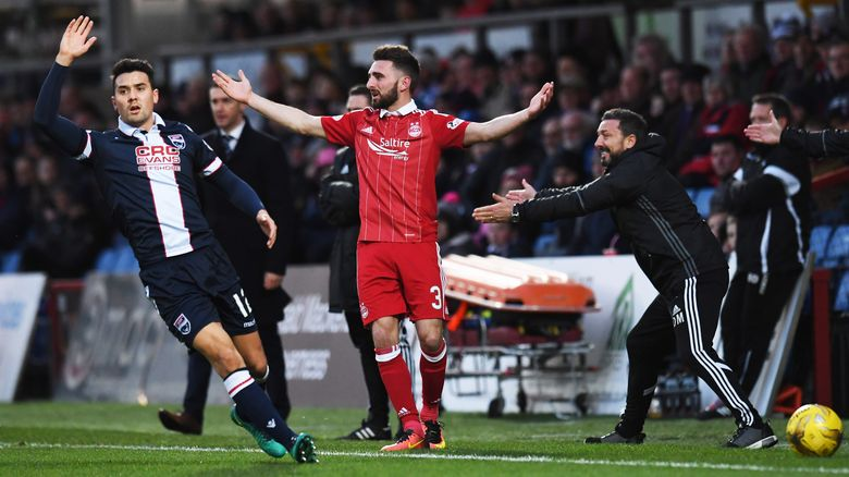 18 | Ross County v Aberdeen