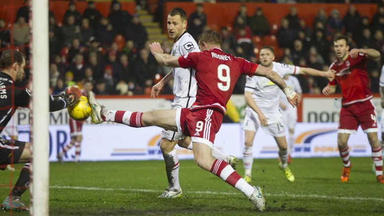 Aberdeen 2 Inverness CT 2