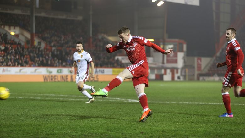 25 | Aberdeen v Motherwell (Newsline Media)