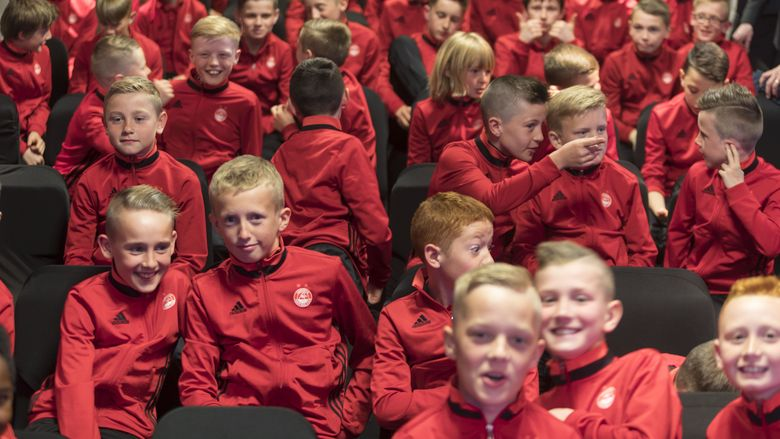 AFC Youth Academy Awards | 2016-17