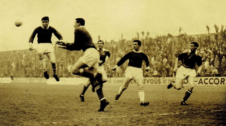 St Johnstone at Pittodrie | the archives