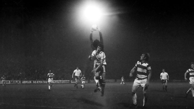 Aberdeen v Hamilton Accies | the archives