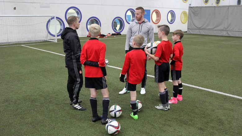 Youth Academy | Adam Rooney