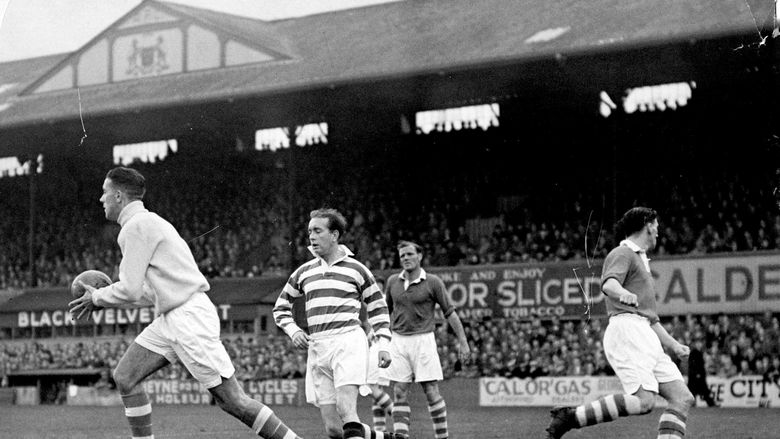Dons v Celtic | early years - 1979