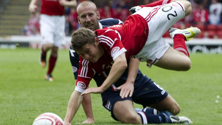 Aberdeen v Ross County | previous games