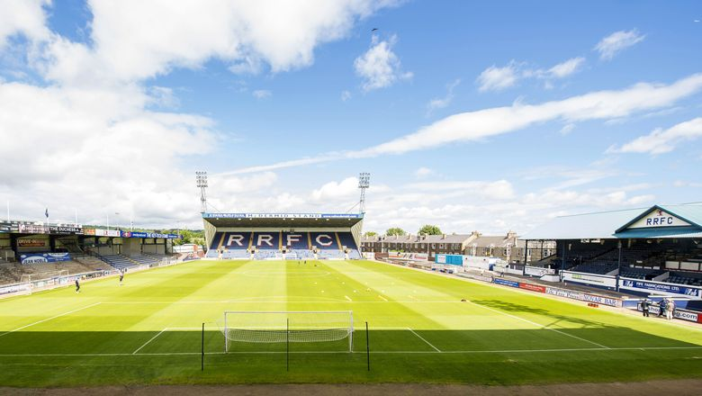 Raith Rovers v Aberdeen