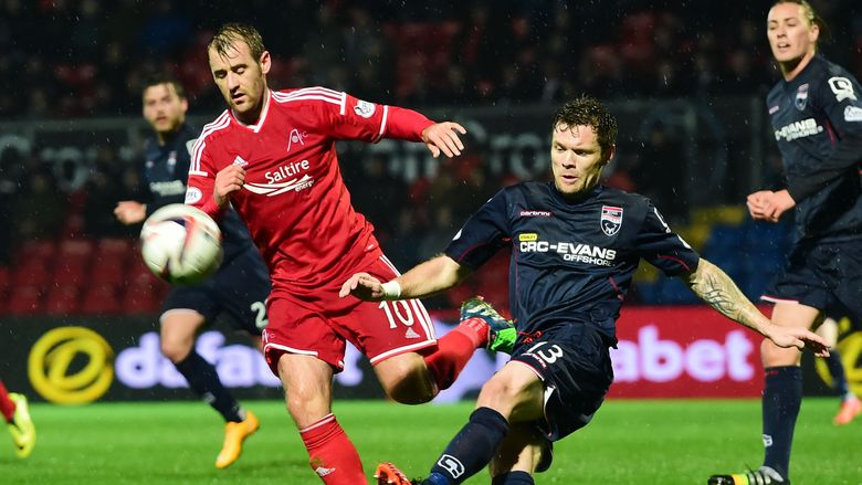 Ross County 0 Aberdeen 1