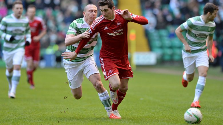 Celtic 4 Aberdeen 0