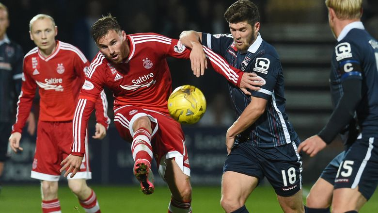 Ross County 2 Aberdeen 0