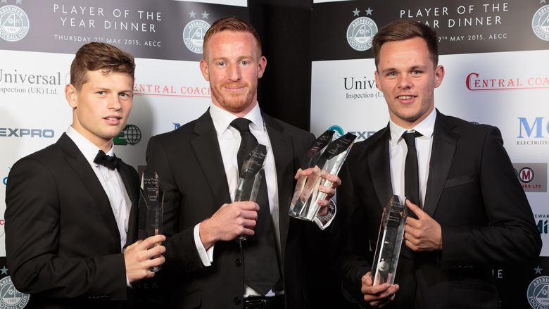 AFC Player of the Year Dinner | 2014-15
