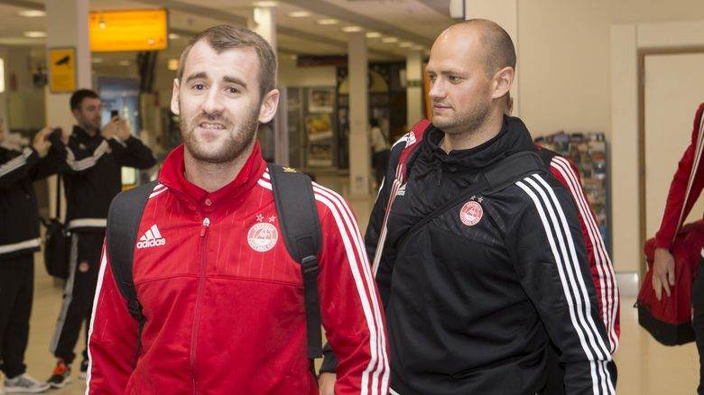 Aberdeen leave for Kazakhstan