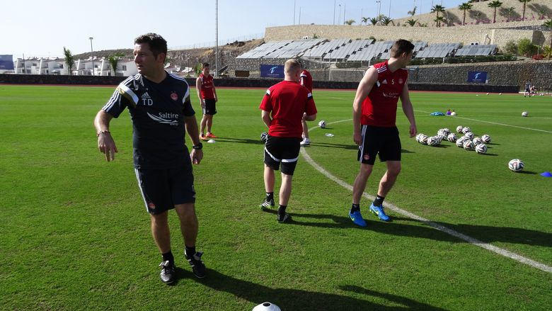 Dons Training Camp | Days 3 & 4