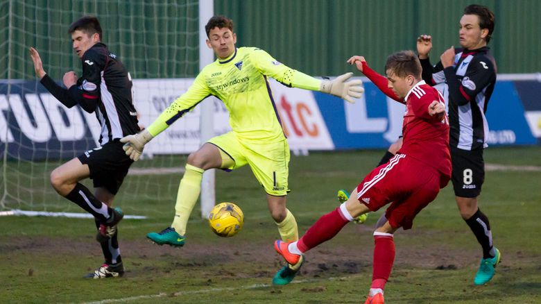 U20s | Aberdeen v Dunfermline Athletic