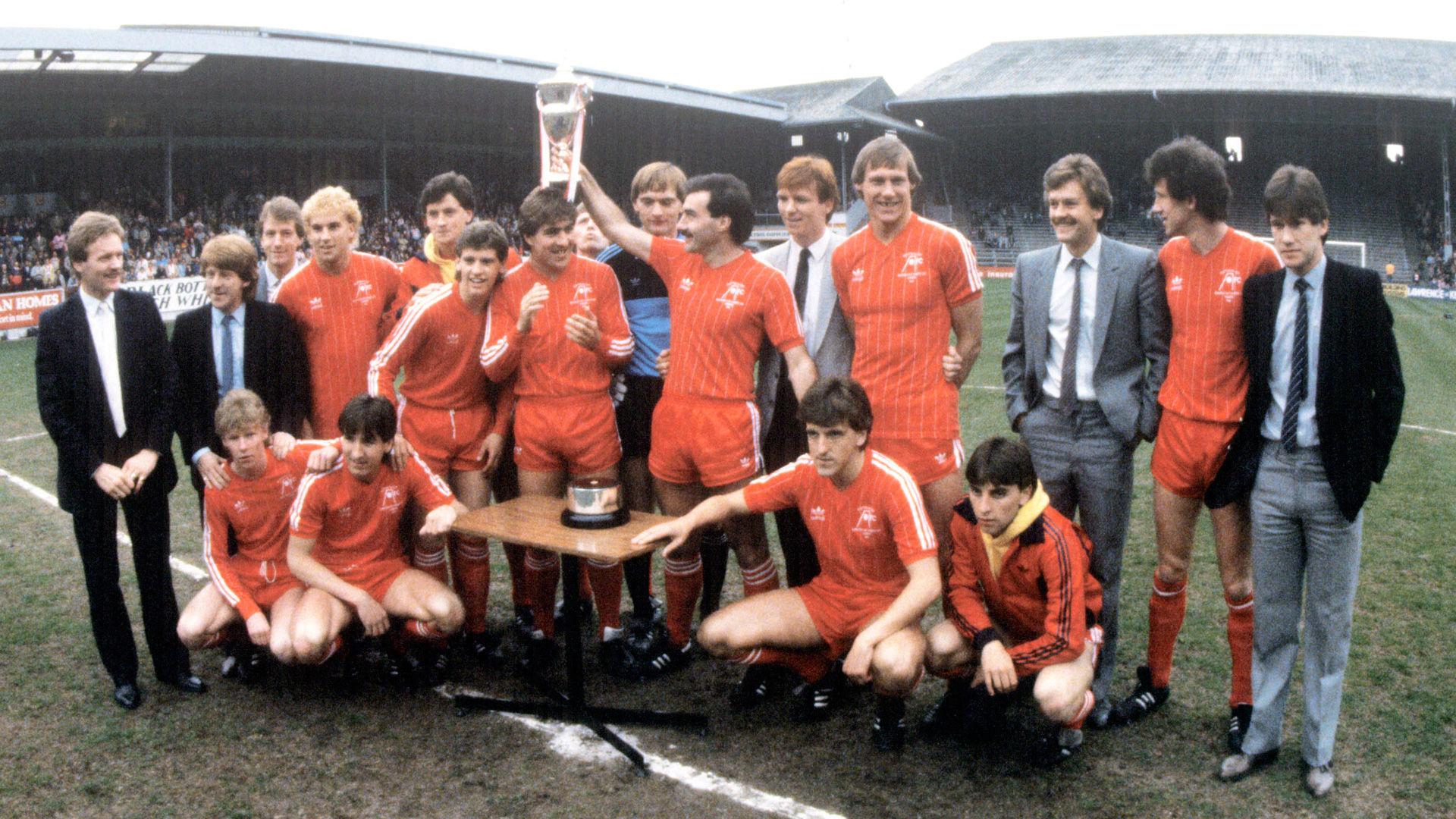 League Champions 1983 1984