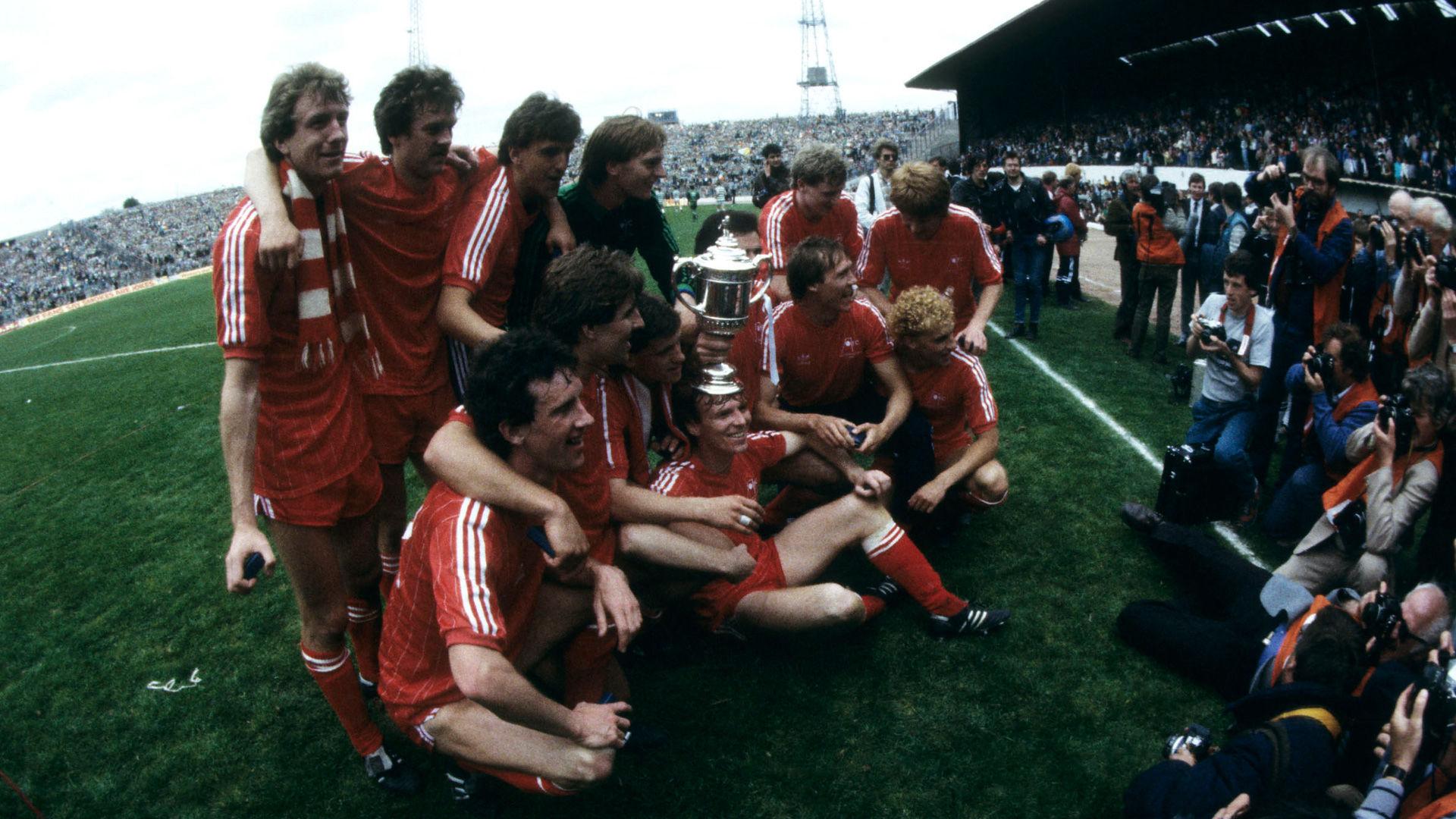 Scottish Cup 1983 1984