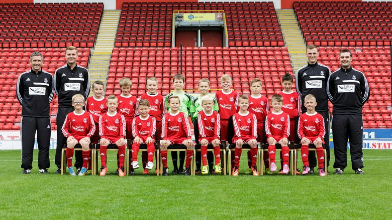 Youth Academy Squads 2014/15