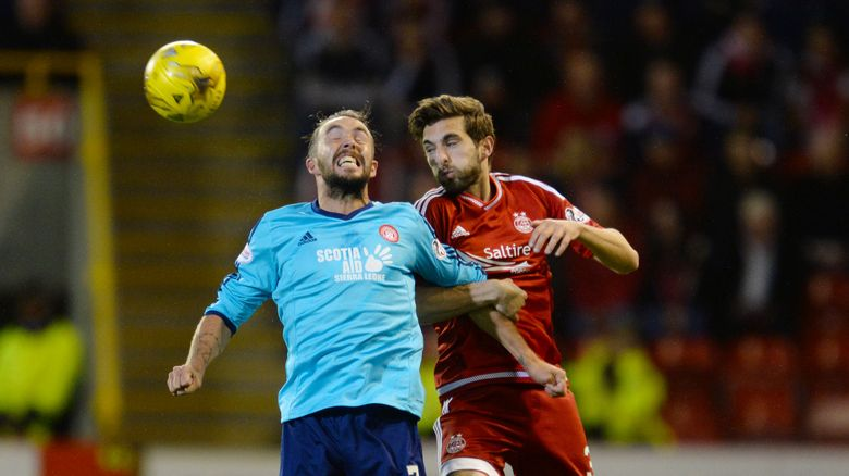 Aberdeen 1 Hamilton Accies 0