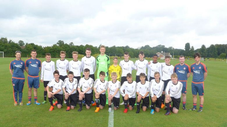 Youth Academy Pre Season