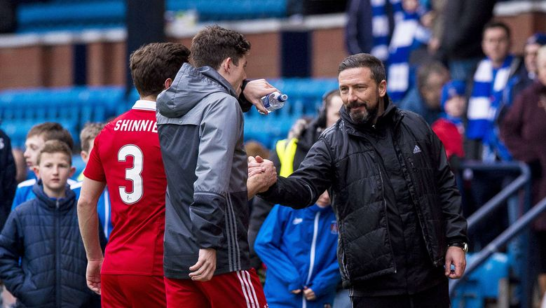 "Derek McInnes ""an identity of the team"""