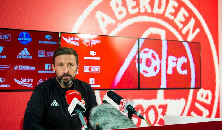 Betfred Cup QF Preview | Derek McInnes