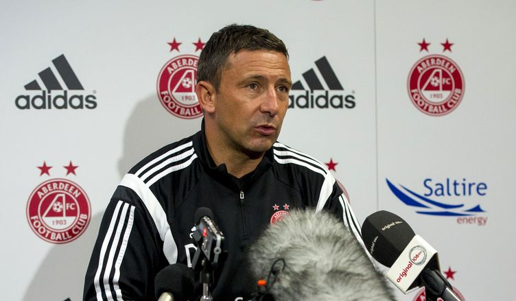 Derek McInnes previews trip to Celtic