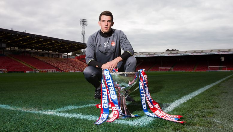 Betfred Cup Semi Final | Ryan Jack