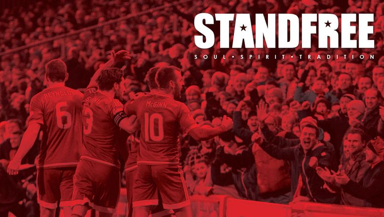 Stand Free | New season ticket package available!