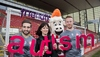 Autism friendly goal for Aberdeen Football Club