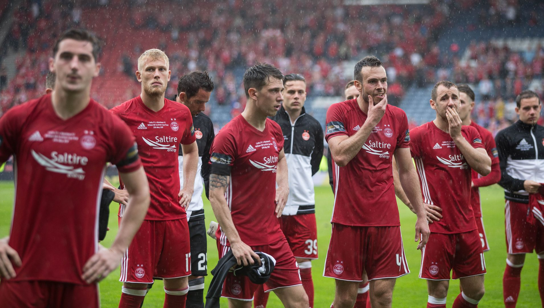 SCF | Post Match | The Players
