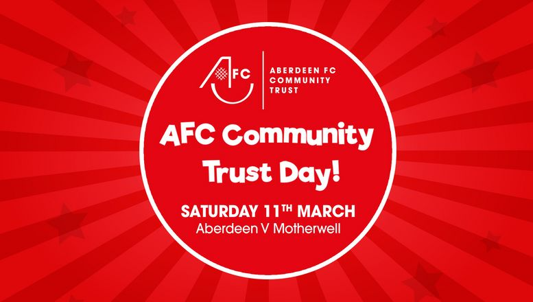 Ticket Details | Aberdeen v Motherwell, Saturday 11th March