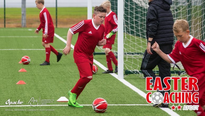 Easter Holiday Football Camps
