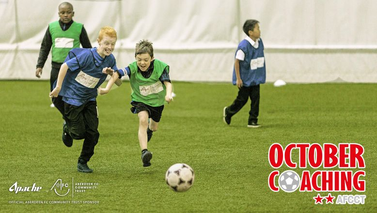 October Holiday Football Camp | Aberdeen Sports Village