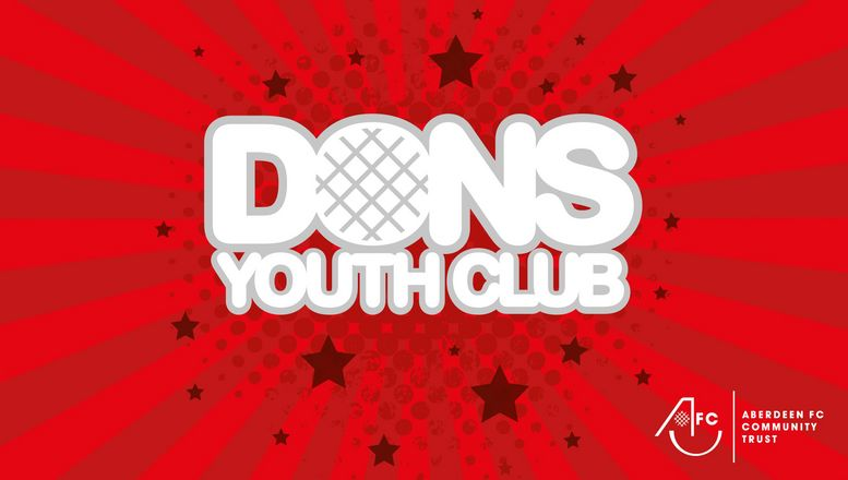 SOLD OUT! Dons Youth Club
