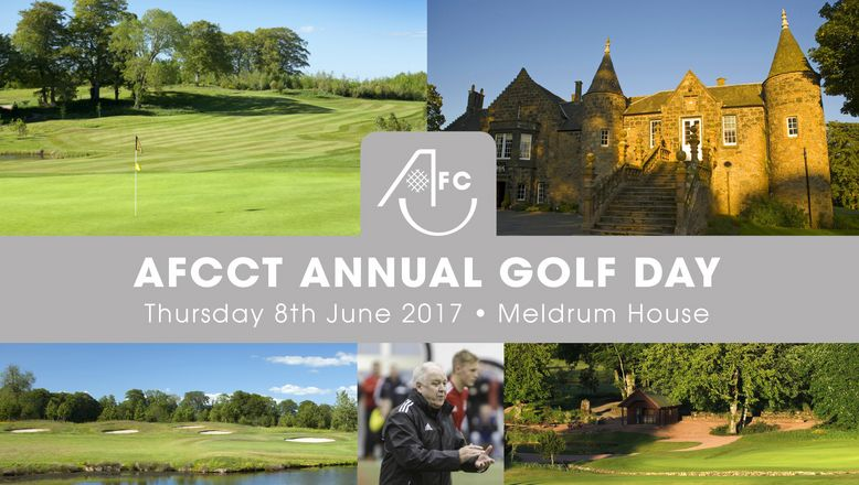AFCCT Annual Golf Day | Book Now!
