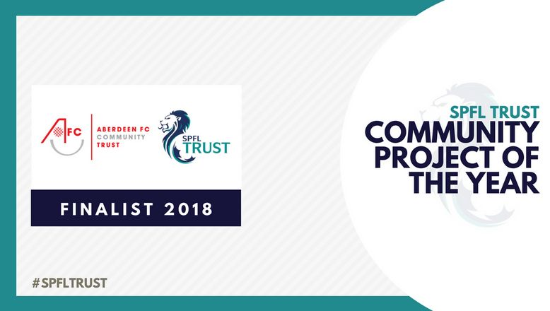 AFCCT make final four for Community Project of the year 2018