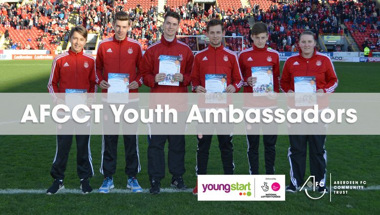Become an AFCCT Youth Ambassador!