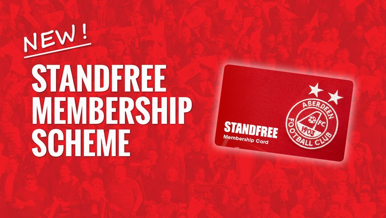 Stand Free Membership - Sign Up Now!