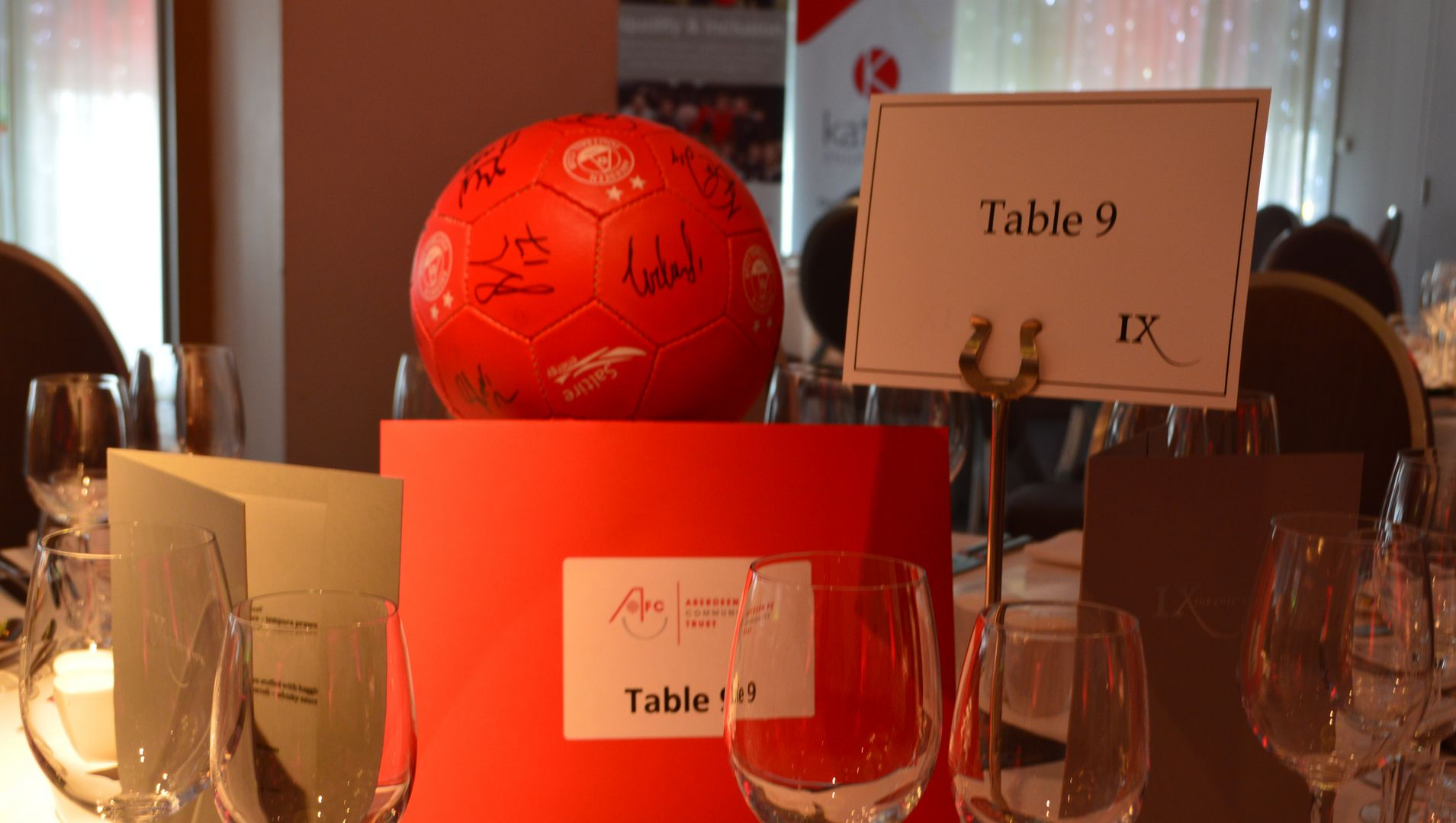 Success for AFCCT Business Lunch
