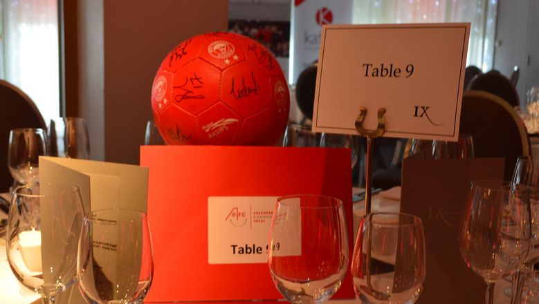 AFCCT Business Lunch 2018