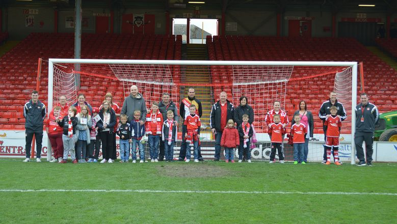 U Decide: Bring Dons Family in Training back to Pittodrie!