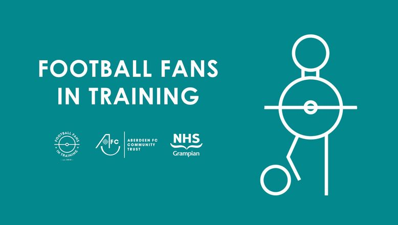 Football Fans in Training starts 5th September!