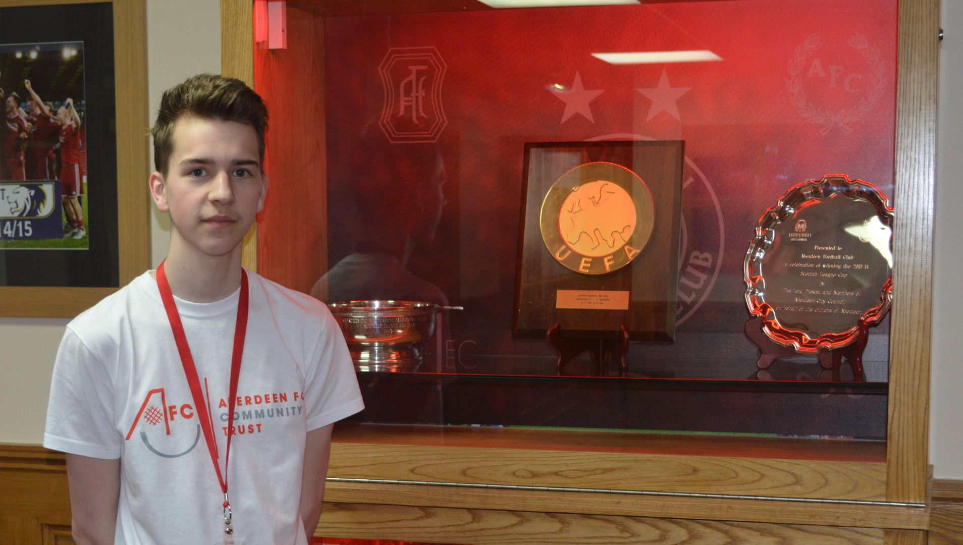 My AFCCT Work Experience by Liam Scott
