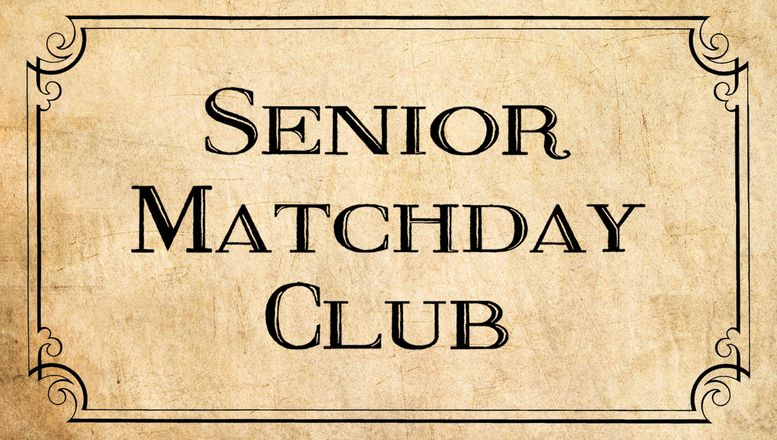 Senior Matchday Club | Aberdeen v Ross County | Saturday 25th February