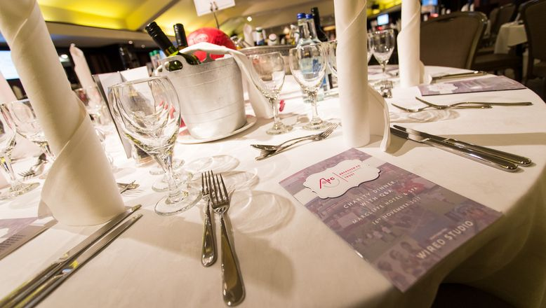 Success for AFCCT Fundraising Dinner