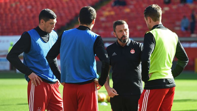 Derek McInnes on RedTV