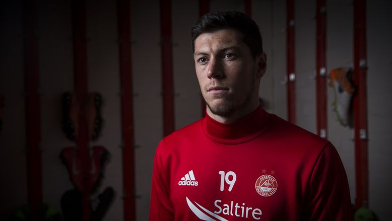 Scott McKenna on RedTV