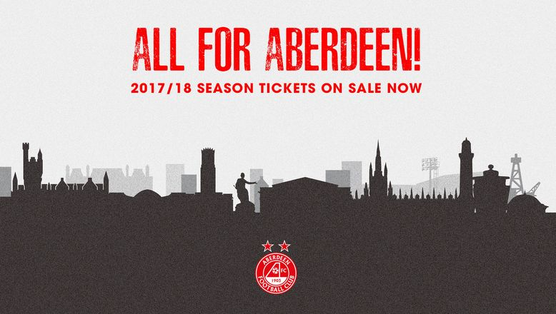 New season ticket package available now!