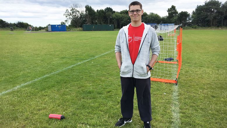 Mark Benett | My work experience week with AFCCT